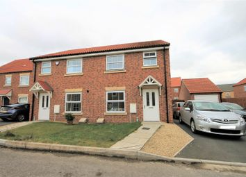 Thumbnail 3 bed semi-detached house for sale in Linnet Way, Houghton Le Spring