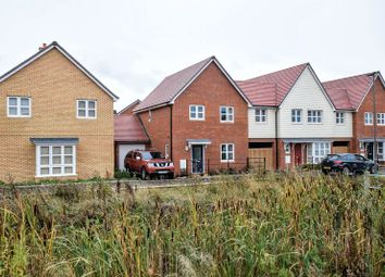 Thumbnail 3 bed link-detached house for sale in Damson Road, Aylesbury