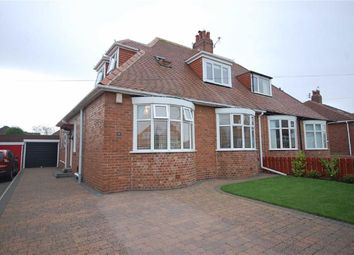 Thumbnail 3 bed semi-detached bungalow for sale in Hemsley Road, South Shields