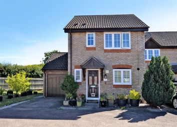 Thumbnail End terrace house for sale in Weldon Drive, West Molesey