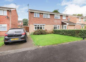 Churnet Grove, Perton Wolverhampton, West Midlands WV6. 3 bed semi-detached house
