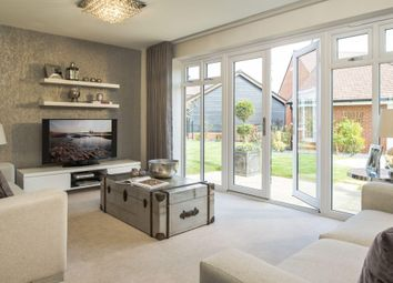 "Thumbnail 2 bed semi-detached house for sale in ""Kedlestone"" at Barnett Road, Steventon, Abingdon"
