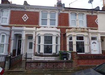 Thumbnail 3 bed terraced house to rent in Belgravia Road, North End, Portsmouth