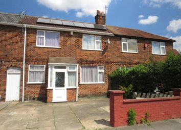 Thumbnail 2 bed terraced house for sale in Highbury Road, Leicester