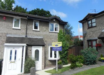 Thumbnail 2 bed town house to rent in Quantock Close, Warren Hill