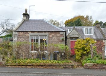 Thumbnail 4 bed cottage for sale in Mountain Cross, West Linton