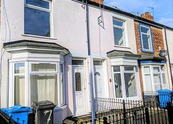 Thumbnail 2 bed property for sale in Mckinley Avenue, Albemarle Street, Hull