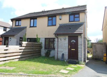 Thumbnail 3 bed semi-detached house to rent in Nanscober Place, Helston