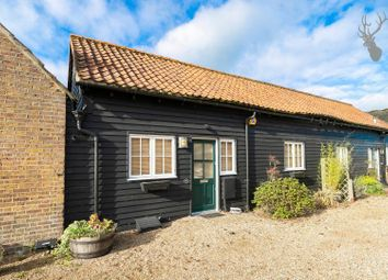 Thumbnail 2 bed barn conversion to rent in Bury Lane, Epping