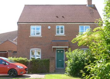 Thumbnail 4 bedroom detached house to rent in Lyneham Drive, Quedgeley, Gloucester