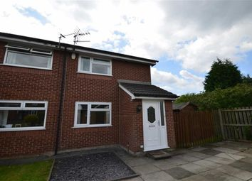 Thumbnail 2 bedroom semi-detached house to rent in Simon Freeman Close, Heaton Chapel, Manchester