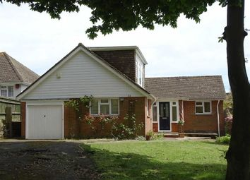 Thumbnail 3 bed detached bungalow for sale in Dunclutha Road, Hastings, East Sussex