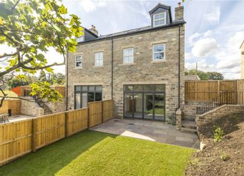 Thumbnail 4 bedroom terraced house for sale in Church View, Dacre Banks, Harrogate, North Yorkshire