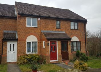 Thumbnail 2 bed terraced house for sale in Cromer Way, Luton