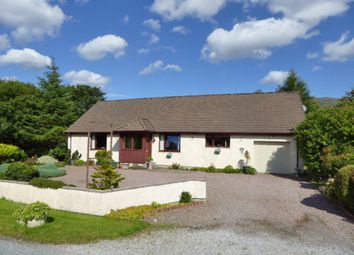 Thumbnail 4 bedroom detached bungalow for sale in Albert Road, Ballachulish