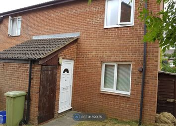 Thumbnail 1 bed maisonette to rent in Kercroft, Two Mile Ash, Milton Keynes