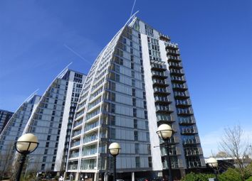 Thumbnail 2 bed flat for sale in 100 Nv Building, The Quays, Salford