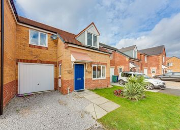 Thumbnail 3 bedroom link-detached house for sale in Cemetery Road, Langold, Worksop