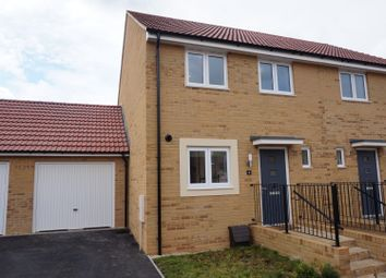 Thumbnail 3 bed semi-detached house for sale in Newlands Lane, Emerson Green