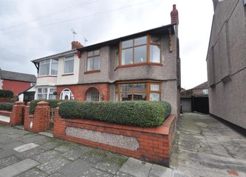 Thumbnail 3 bed semi-detached house for sale in Roker Avenue, Wallasey