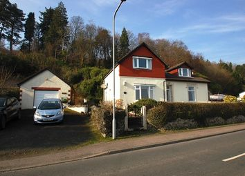 Thumbnail 4 bedroom link-detached house for sale in Langholm Lodge, Shore Road, Dunoon, Argyll