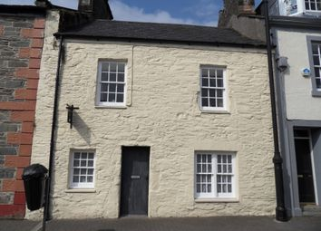 Thumbnail 3 bed terraced house for sale in George Street, Whithorn