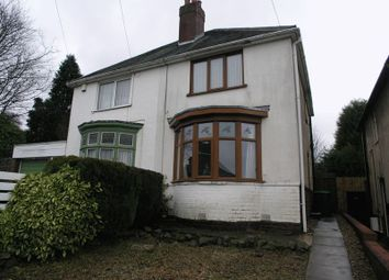 Thumbnail 2 bed semi-detached house for sale in Park Avenue, Rowley Regis