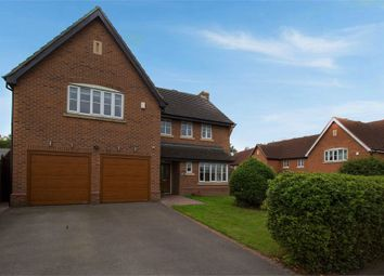 Thumbnail 5 bed detached house for sale in Southern Wood, Worksop, Nottinghamshire