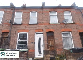 Thumbnail 2 bed terraced house to rent in Butlin Road, Luton