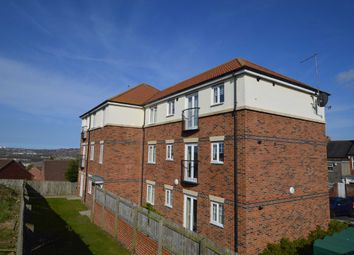 Thumbnail 2 bed flat for sale in Woodvale Road, Blaydon-On-Tyne