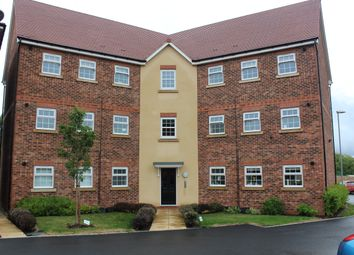 Thumbnail 2 bed flat for sale in Kestrel Grove, Hucknall