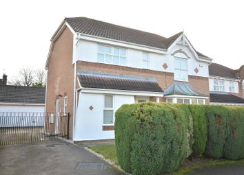 Thumbnail 4 bed detached house for sale in Middlethorne Rise, Leeds, West Yorkshire