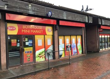 Thumbnail Retail premises for sale in Bowhouse Square, Grangemouth