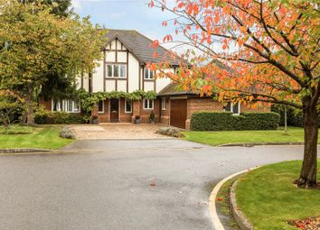 Thumbnail 5 bed detached house for sale in Foxborough Court, Maidenhead, Berkshire