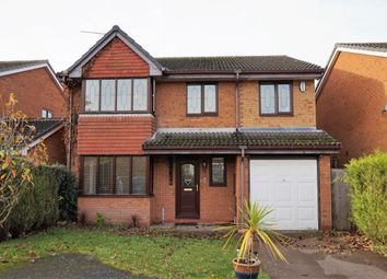 Thumbnail 4 bed detached house for sale in Henney Close, Penkridge, Stafford