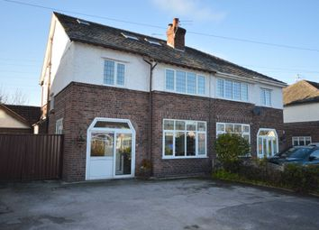 Thumbnail 4 bed semi-detached house for sale in New Chester Road, New Ferry, Wirral