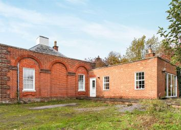 Thumbnail 3 bed detached bungalow for sale in West Dean Road, West Tytherley, Salisbury