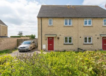 Thumbnail 2 bed semi-detached house for sale in Fairspear Road, Leafield, Witney