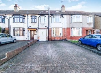 Thumbnail 4 bed terraced house for sale in Brentwood Road, Romford