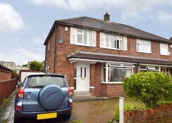 Thumbnail 3 bed semi-detached house for sale in Peckover Drive, Pudsey, West Yorkshire