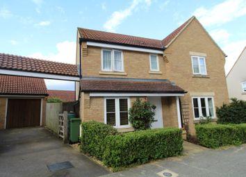 Thumbnail 4 bed detached house to rent in Hepburn Crescent, Milton Keynes, Buckinghamshire