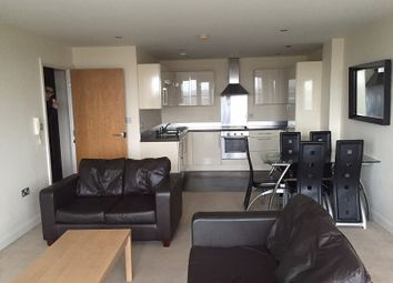Thumbnail 2 bed flat to rent in Echo 24, West Wear Street, Sunderland, Tyne And Wear.