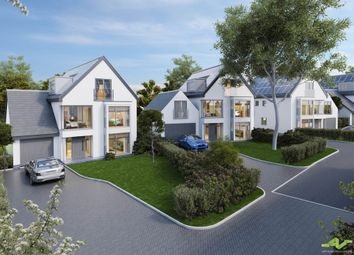 Thumbnail 4 bedroom detached house for sale in Plot 6, Regal Court, Old Rydon Lane, Exeter