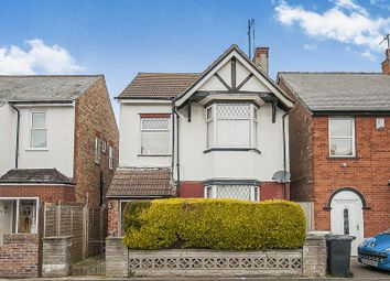 Thumbnail 3 bed detached house for sale in Vernon Road, Skegness