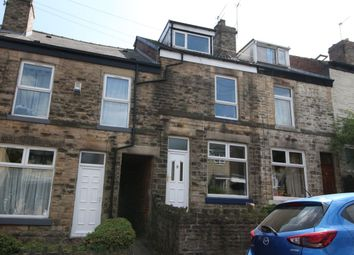 Thumbnail 3 bed terraced house to rent in Evelyn Road, Sheffield