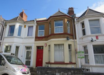 Thumbnail 2 bed flat for sale in Whittington Street, Stoke, Plymouth