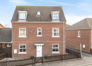 Thumbnail 4 bed detached house for sale in Thatcham, Berkshire
