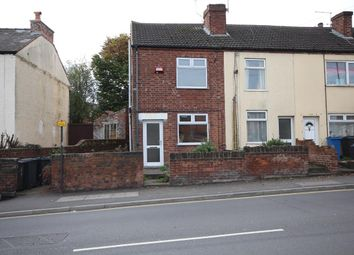 Thumbnail 2 bed terraced house for sale in Nottingham Road, Ilkeston