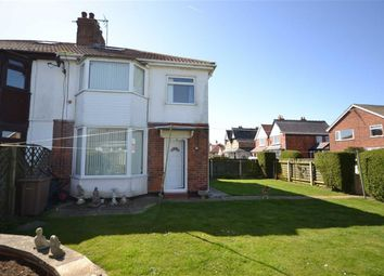 Thumbnail 3 bed semi-detached house for sale in Belvedere Park, Hornsea, East Yorkshire