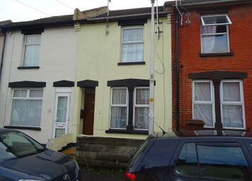 Thumbnail 2 bed terraced house for sale in Edinburgh Road, Chatham, Kent.